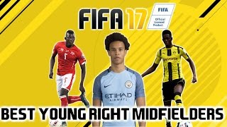 Fifa 17: best right midfielders with high potential on career mode (17-21)