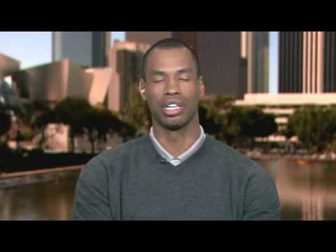 Jason Collins Interview on Inside the NBA