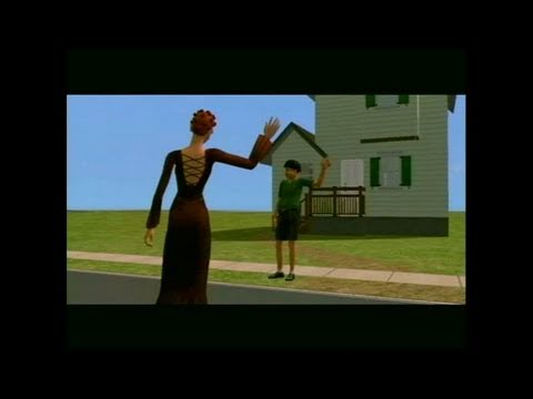 The Sims 2: University PC Games Review - Sims 2 University