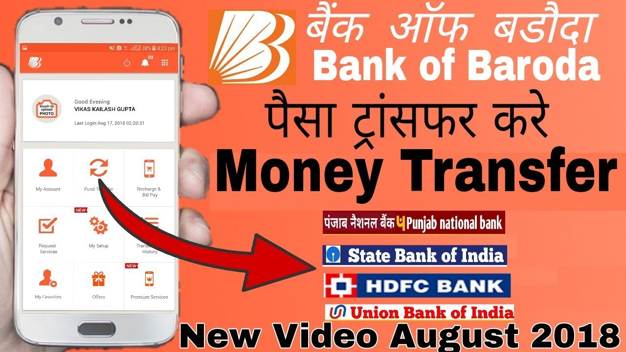All Video Bank Of Baroda Online Banking Channel