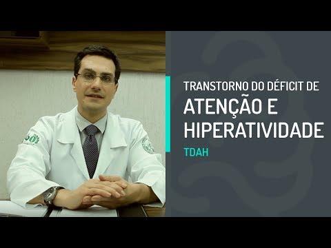 TDAH - Transtorno do Déficit de Atenção e Hiperatividade