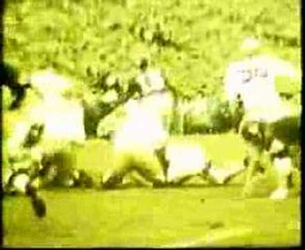 1966 Notre Dame vs. Michigan State - Clip #1