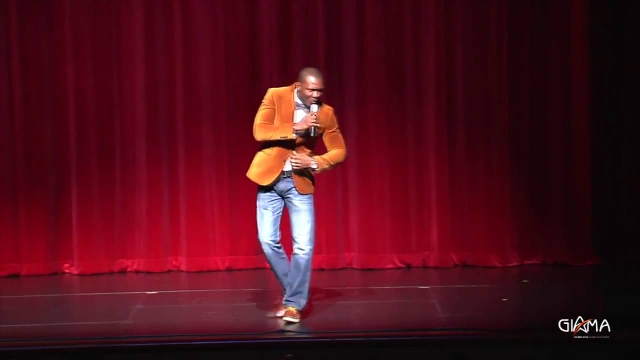 Download 2012 GIAMA Comedy Highlights Jim Iyke & Seyi Brown    GIAMA Awards