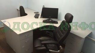 Сборка офисного  стола г Северодонецк(, 2015-04-09T18:52:58.000Z)