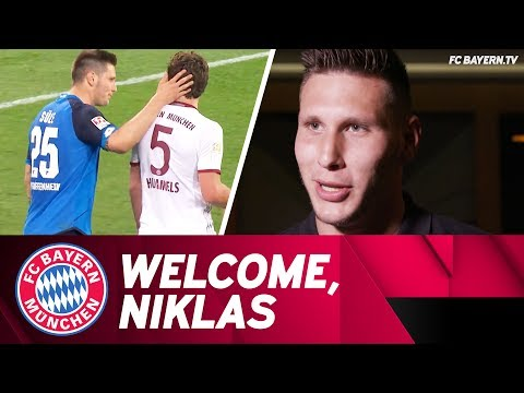 """I know exactly what's awaiting me"" - Niklas Süle's First FC Bayern Interview"