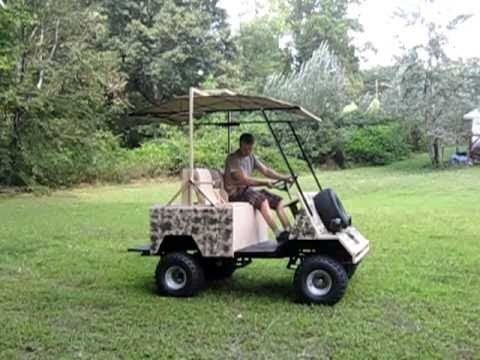Homemade Utility Vehicle Youtube