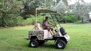 Homemade Utility Vehicle