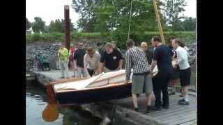 Oarlock And Sail Club's Indiegogo Campaign To Build Our Next Boat