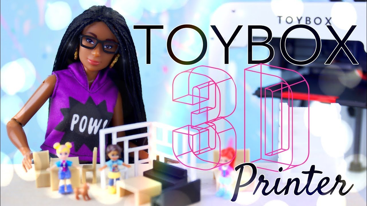 Unbox Daily: Toy Box 3D Printer for Kids | The Last Toy You Will Ever Buy??