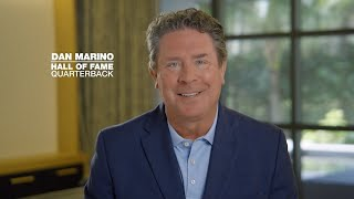 Dan Marino Gets Back In The Game With Nutrisystem