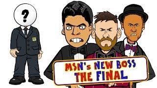 🔴THE FINAL - MSN El Aprendiz🔵 Valverde is the new Barca Boss!