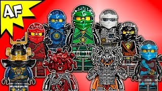 Lego Ninjago Hands of Time Minifigures Collection 2017