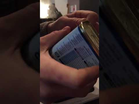 Kitchen Tutorial Vol 1: How to open a tin of corned beef