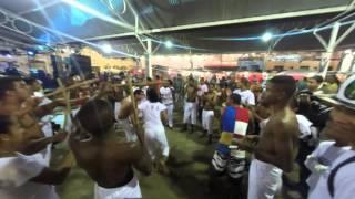 Maculelê en Bembe do mercado mayo de 2014, (Bahia)