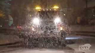 11-20-15 Chicago, Illinois Winter Storm