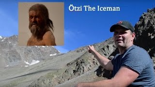 Hiking to the Discovery Site of Ötzi the Iceman in the Italian Alps
