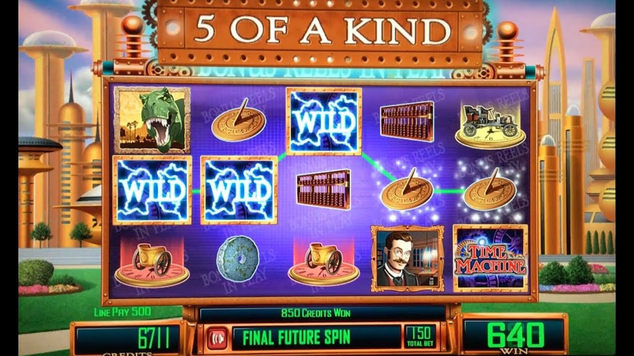 Slot time machine