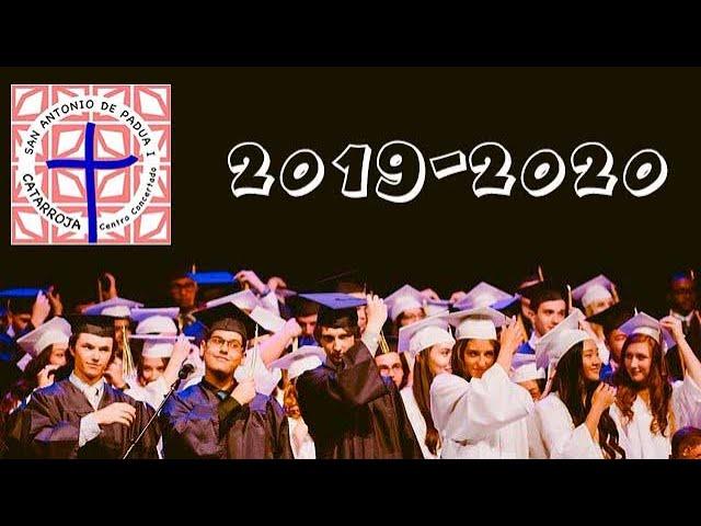 Graduacion 6º 2019 2020