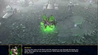 [Warcraft III] Arthas kills Mal'Ganis