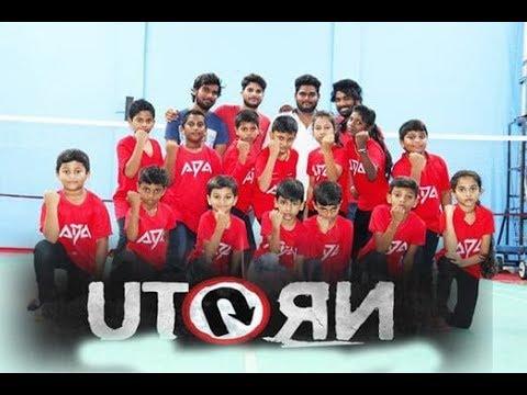 U Turn - The Karma Theme Song Dance Cover full video (Telugu) - Samantha   Anirudh   Arun  