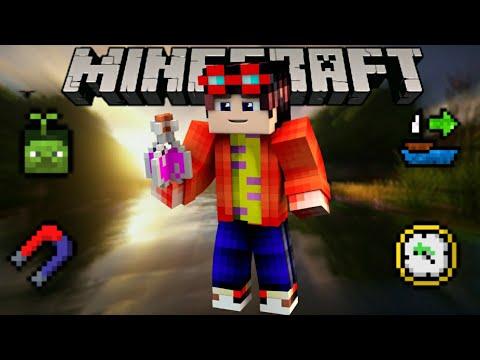 Новые зелья в Майнкрафт - Обзор мода Extra Alchemy на Minecraft 1.12.2