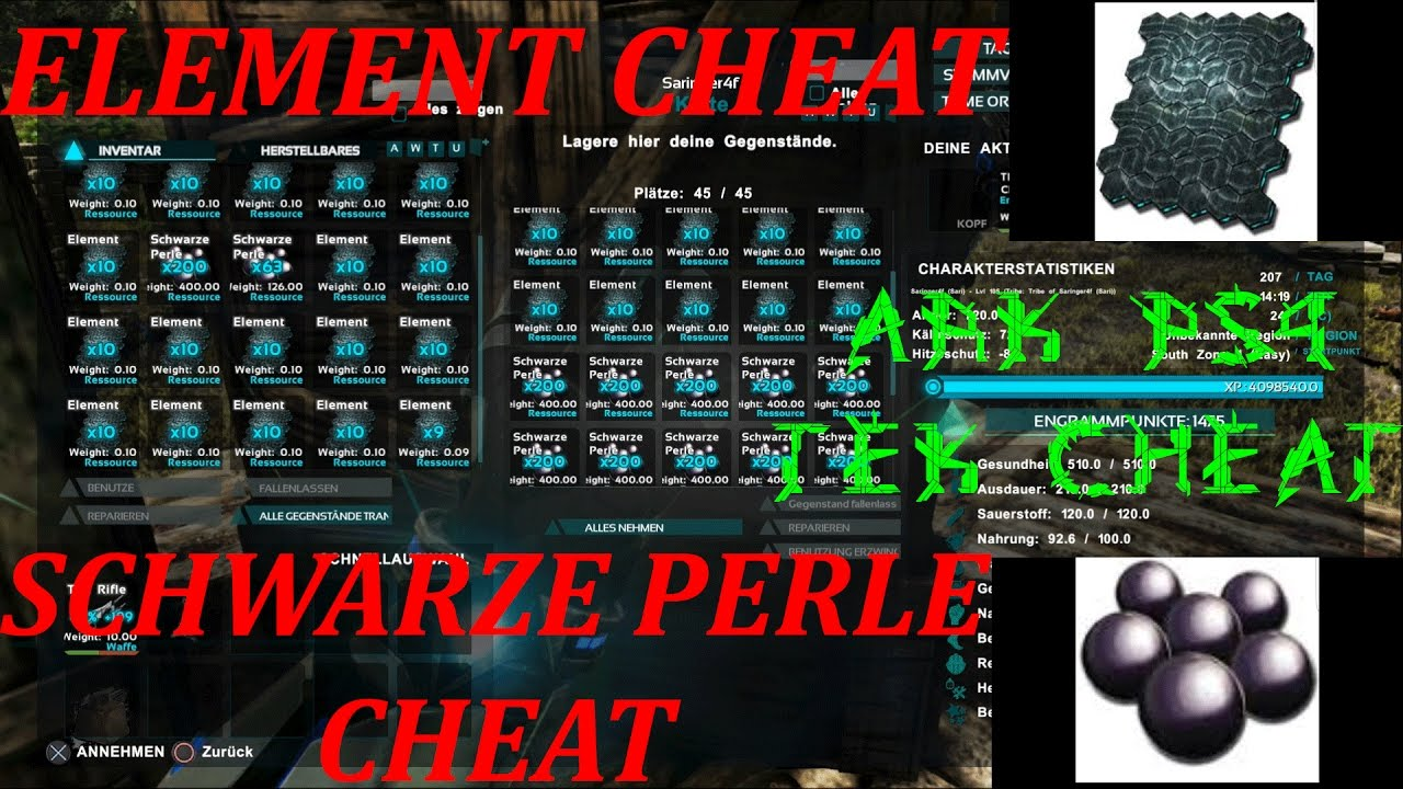 Ark ps4 cheat element cheat schwarze perle tek resource cheat ark ps4 cheat element cheat schwarze perle tek resource cheat malvernweather Image collections
