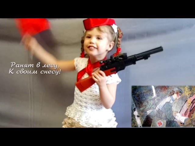 Изображение предпросмотра прочтения – АлександраБойко читает произведение «Возьмём винтовки новые» В.В.Маяковского
