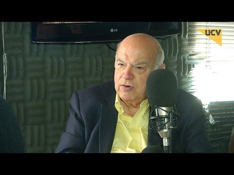 José Miguel Insulza en entrevista exclusiva