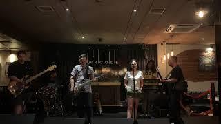 Tanpa Nama Soundcheck At Barcode Makassar Pongki Barata And The Dangerous Band