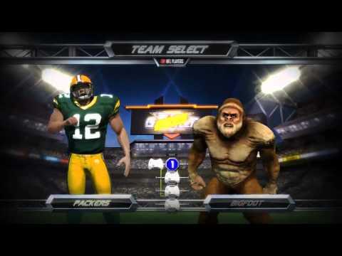 NFL Blitz - Sizzle Trailer (PS3, Xbox 360)