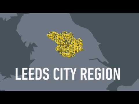 Leeds City Region Animation