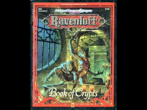 Riddle Of The Runes - Ravenloft Theme