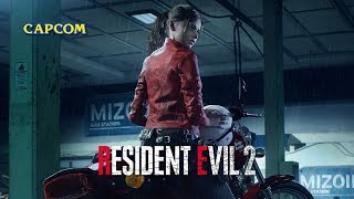 Resident Evil 2 // Claire A Scenario // Long Play