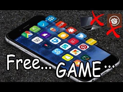 НОВЫЙ способ скачать игры и программы на iOS 10.2.1 - БЕСПЛАТНО!!! БЕЗ Jailbreak