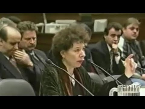 Congressional Hearing on Montenegro, Washington DC, October 30, 2003 (parts 1-4)
