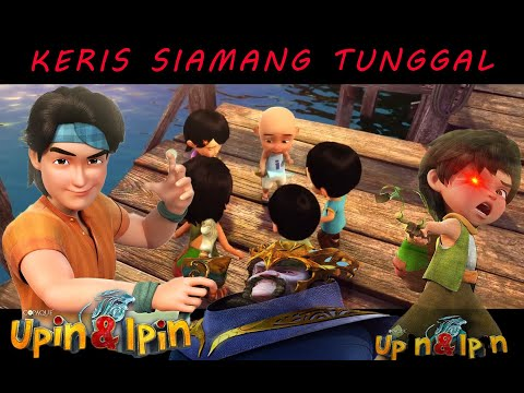 Upin & Ipin  - Keris Siamang Tunggal Full Movie 2019 Terbaru