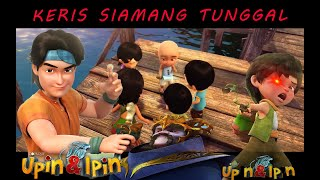Gambar cover Upin & Ipin  - Keris Siamang Tunggal Full Movie 2019 Terbaru