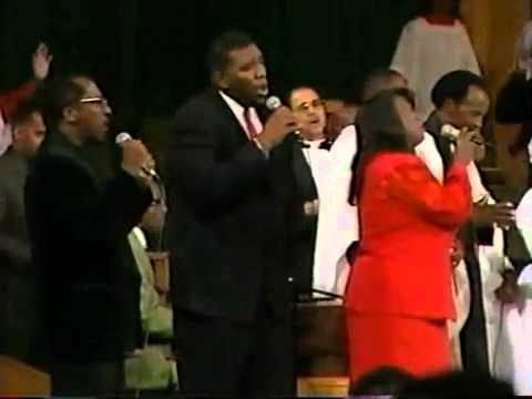 Bishop G E  Patterson Sings Take Me Back   YouTube