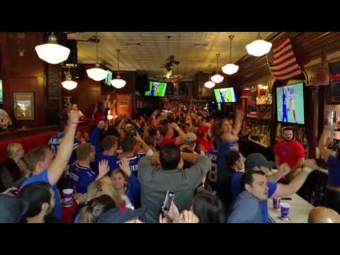 NYC Buffalo Bills Backers Shout Song