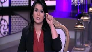 """بالفيديو.. منى الشاذلي: أخاف من """"مسمار جحا"""" في سيناء"""