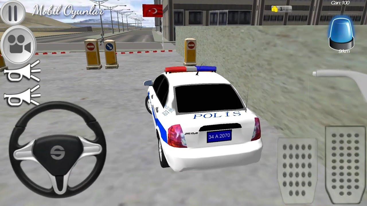 Polis Arabasi Oyunlari Polis Simulator 2 Android Gameplay