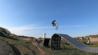 I pay a visit to Cottage Grove Bike Park