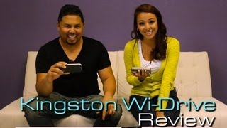 Kingston Wi-Drive Review