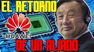 Gambar cover Huawei gana un respiro en esta Guerra Comercial¡