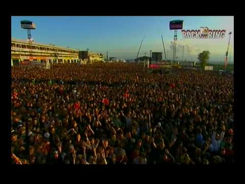 Billy Talent - Rusted from the rain  (Live Rock am Ring 2009)   +  Lyrics