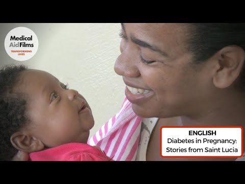 Diabetes in Pregnancy: Stories from Saint Lucia
