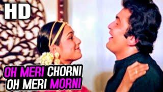 Oh Meri Chorni Oh Meri Morni   Mohammed Rafi, Lata Mangeshkar   Katilon Ke Kaatil 1981  Rishi Kapoor