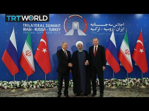 The War in Summit: Tehran summit fails to reach ceasefire deal