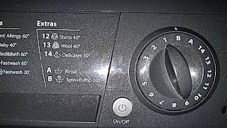 Empty Spin Only (4)-Hotpoint Futura HF8B593