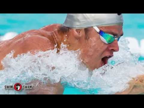 Michael Andrew tests South African Swimming: Gold Medal Minute presented by SwimOutlet.com